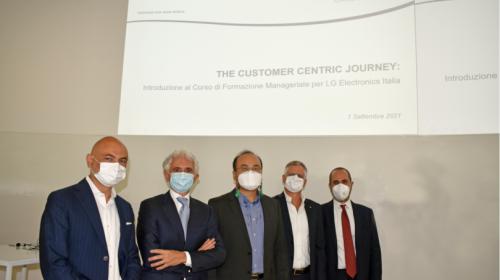 "LG Electronics e SDA Bocconi School of Management inaugurano ""LG Italia & SDA Bocconi Corporate Academy"""