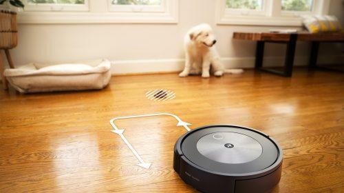 iRobot lancia il nuovo robot Roomba j7+