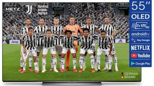 METZ lancia la  nuova serie MOC9 OLED TV