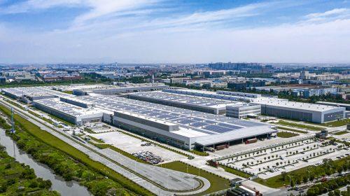 Volvo Car Group acquisisce la proprietà dello stabilimento di Luqiao da Geely Holding