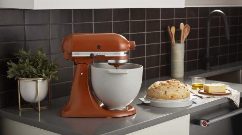 Da KitchenAid nuovi prodotti per portare ispirazione e creatività in cucina