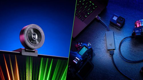 Razer presenta la webcam Kiyo X e la scheda di acquisizione Ripsaw X